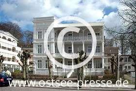 Ostsee Pressebild: Bäderarchitektur an der Ostsee