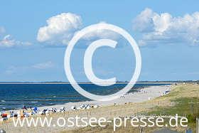 Ostsee Pressebild: Ostseestrand