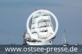 Ostsee Pressebild: Gorch Fock