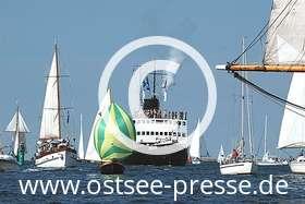Ostsee Pressebild: Großes Treffen auf der Ostsee