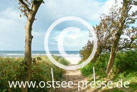 Ostsee Pressebild: Herbst an der Ostsee