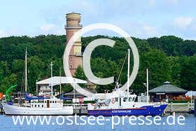 Ostsee Pressebild: Leuchttürme an der Ostsee