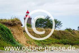 Ostsee Pressebild: Leuchtturm Dahmeshöved