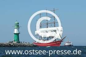 Ostsee Pressebild: Windjammer Khersones