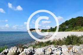Ostsee Pressebild: Naturstrand