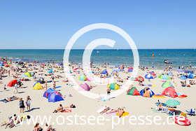 Ostsee Pressebild: Hochsommer an der Ostsee