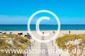 Ostsee Pressebild: Saisonbeginn an der Ostsee