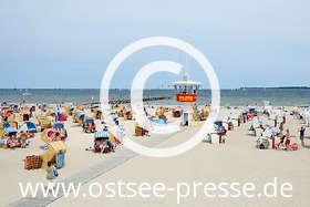 Ostsee Pressebild: Sicherer Badespaß an der Ostsee