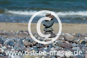 Ostsee Pressebild: Geduldsspiel