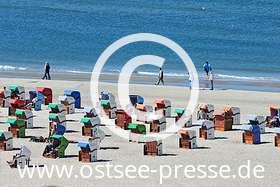 Ostsee Pressebild: Nebensaison an der Ostsee