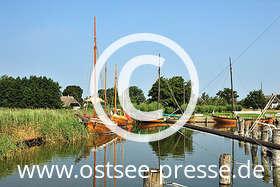 Ostsee Pressebild: Zeesboot